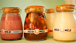 Натуральный крем-мёд НЕЖ