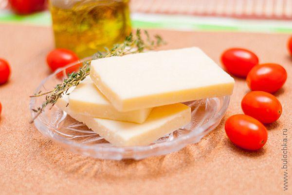 Ингредиенты для жарки сыра