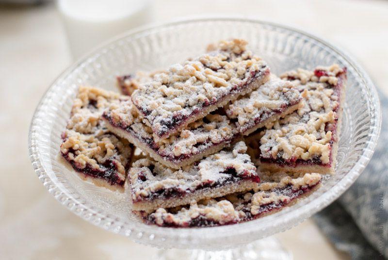 Тёртый пирог или кудрявое печенье