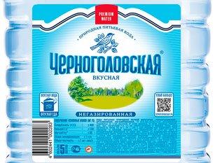 Отзыв о воде «Черноголовская»