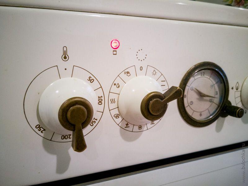 Разогреваем духовку до 170-180С