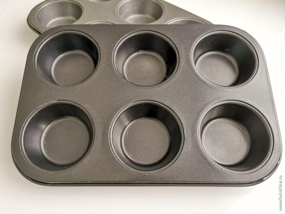 Форма для выпечки маффинов икексов