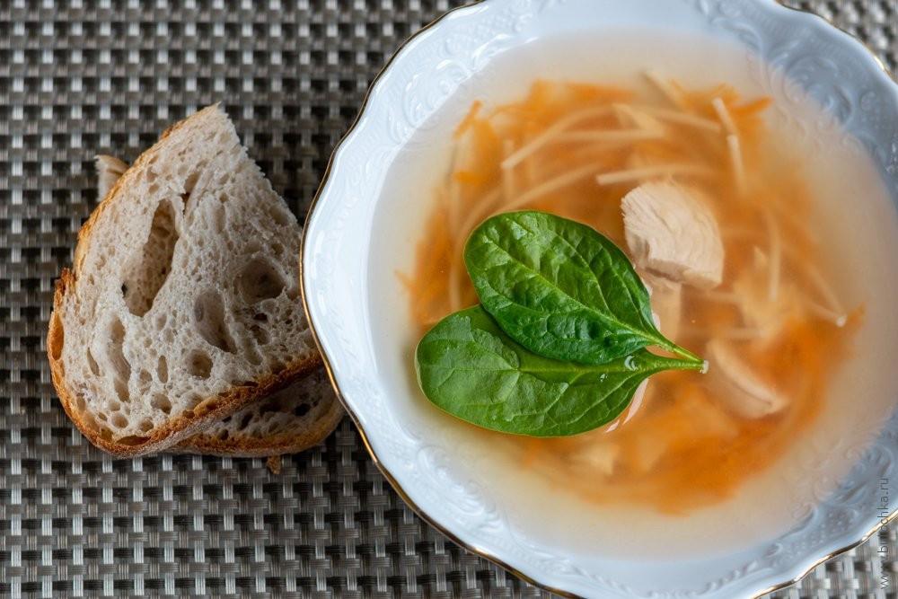 Суп изиндейки