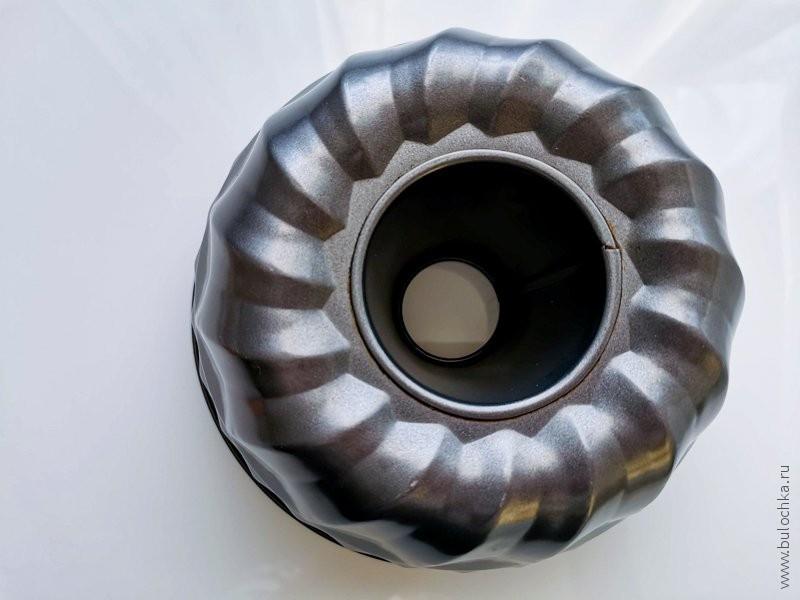 Металлическая форма для выпечки кекса