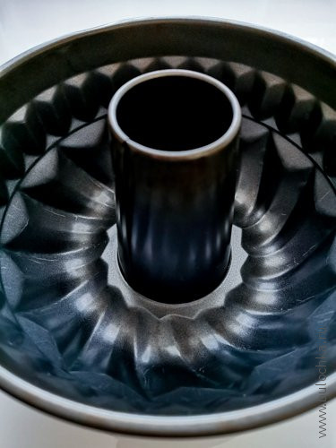 Металлическая форма для выпечки кекса — вид рисунка