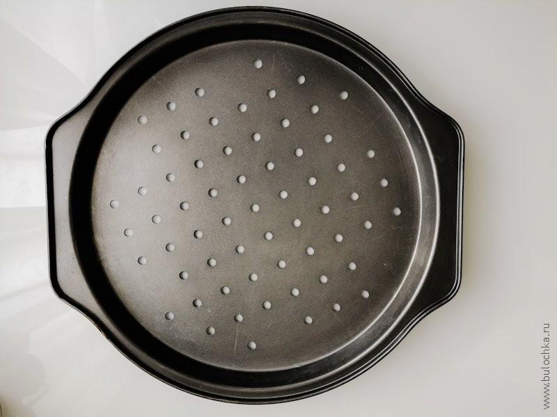 Кухонные гаджеты: Форма для выпечки пиццы