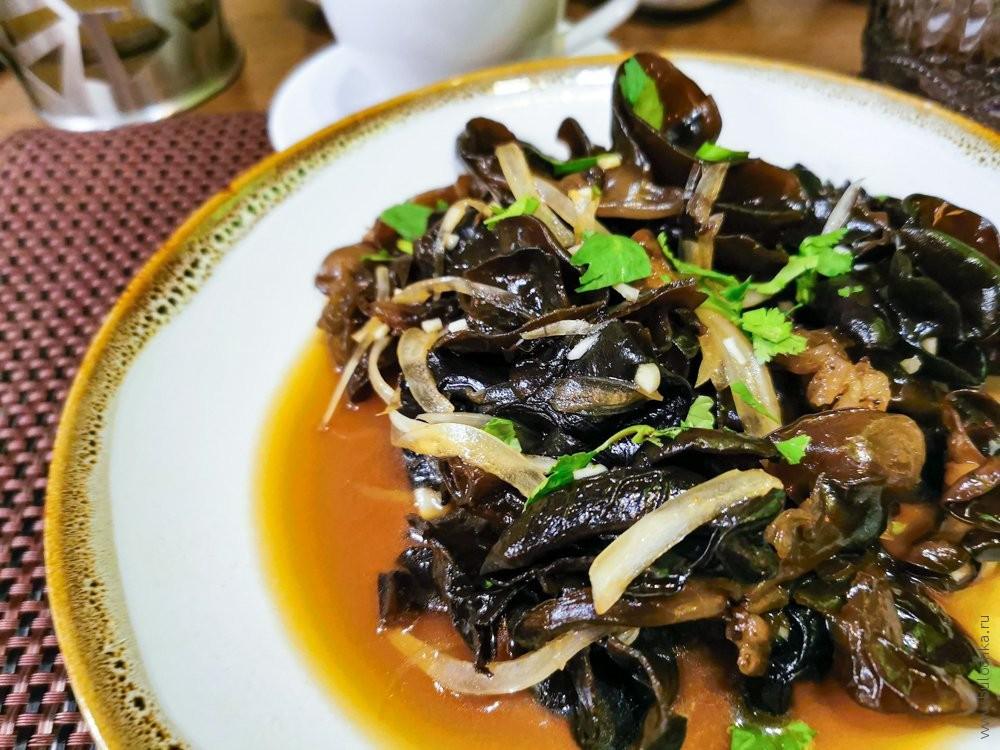 Отзыв оресторане корейской кухни «Белый журавль»