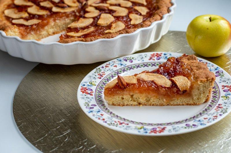 Рецепт с фото — Сдобный пирог с вареньем